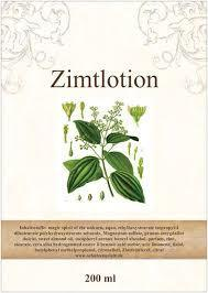 Zimtlotion, Cellulite behandeln