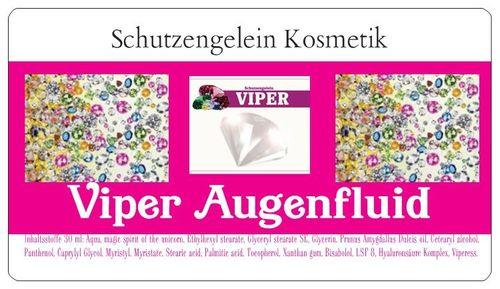 Viper Hyaluronsäure Augenfluid, 30 ml parfumfrei