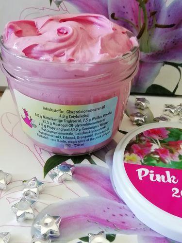 Pink Energy, Beincreme