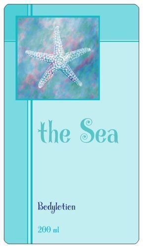 The Sea Bodylotion