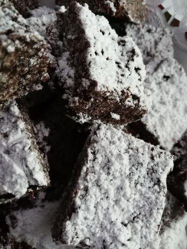 Oma Martha s Haferflockendinger, vegane Schokolade