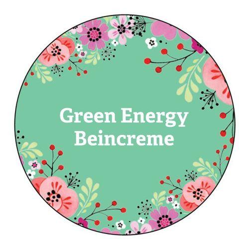 Green Energy, kühlendes Beingel, abschwellend erfrischend glättend