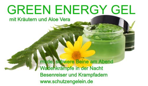 Green Energy, kühlendes Beingel