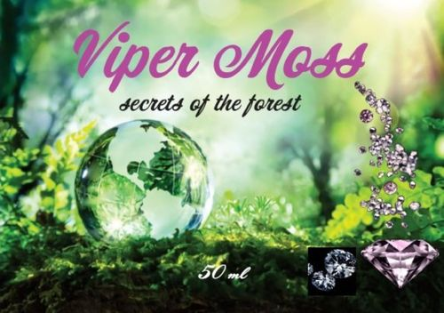 Viper Moss, secrets of the forest, skin care antiaging, Zellerneuerung REPAIR